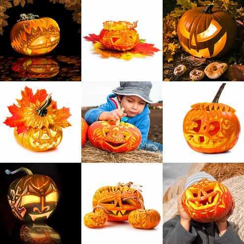 55+ Фото Тыква на Хеллоуин. Идеи. Как вырезать тыкву на Хэллоуин своими руками: 10 советов