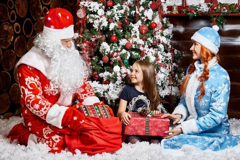 Что подарить на новый год ребёнку?